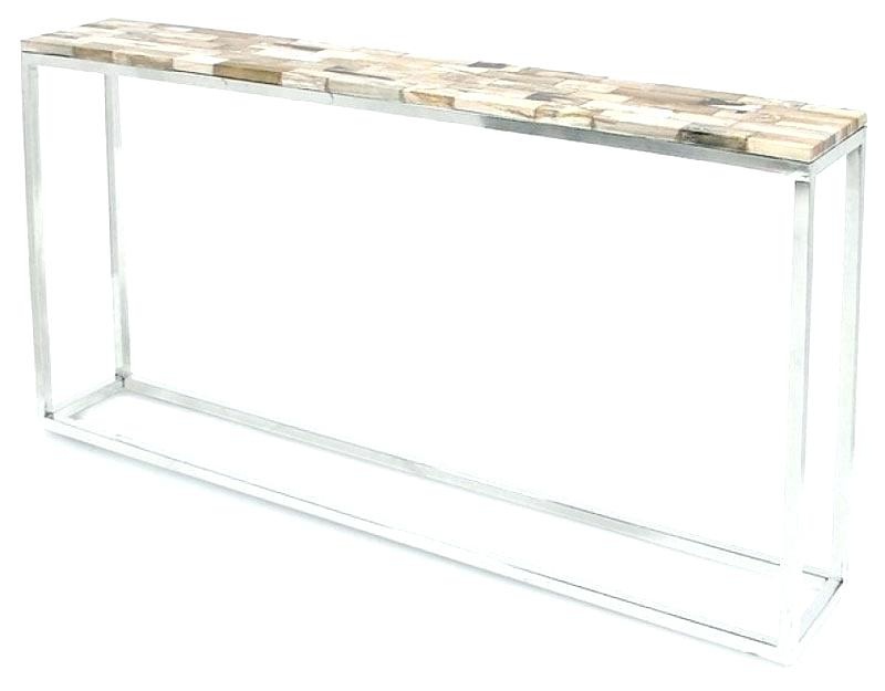 Current 10 Deep Console Table Console Tables Amusing Inch Deep Table Full Regarding Echelon Console Tables (View 4 of 20)