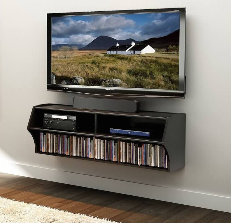 Current 16 Types Of Tv Stands (Comprehensive Buying Guide) Inside Under Tv Cabinets (Gallery 6 of 20)