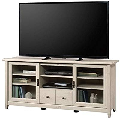 Current Amazon: Belmont Home 60 Inch Natural Finish Media Stand: Kitchen Inside Cato 60 Inch Tv Stands (View 13 of 20)