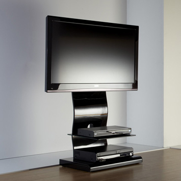 Current Cantilever Tv Stands Within Iconic Iringa Ukgl 510, Iringa Range Wave Cantilver Stand With (View 5 of 20)