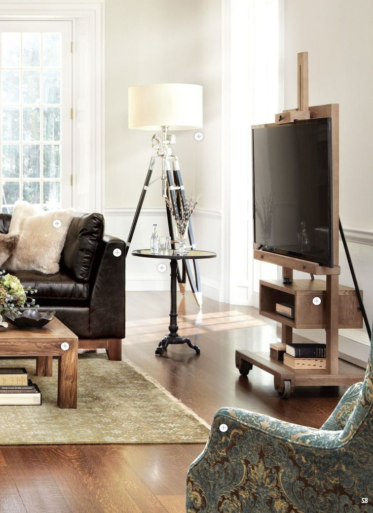 Current Easel Tv Stands Flat Screens – Woodworking Projects & Plans In Easel Tv Stands For Flat Screens (View 3 of 20)