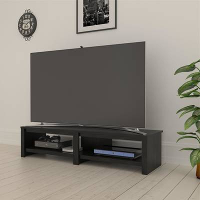 "Current Ebern Designs Erhart Parsons Tv Stand For Tvs Up To 65"" & Reviews In Comet Tv Stands (View 10 of 20)"
