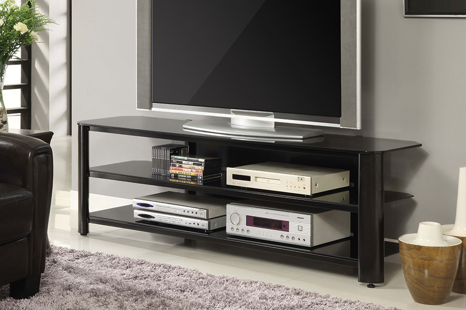 Current Innovex Home Products Regarding Oxford 60 Inch Tv Stands (Gallery 7 of 20)