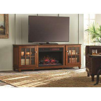 Current Lauderdale 74 Inch Tv Stands Regarding Tv Stands – Living Room Furniture – The Home Depot (View 15 of 20)