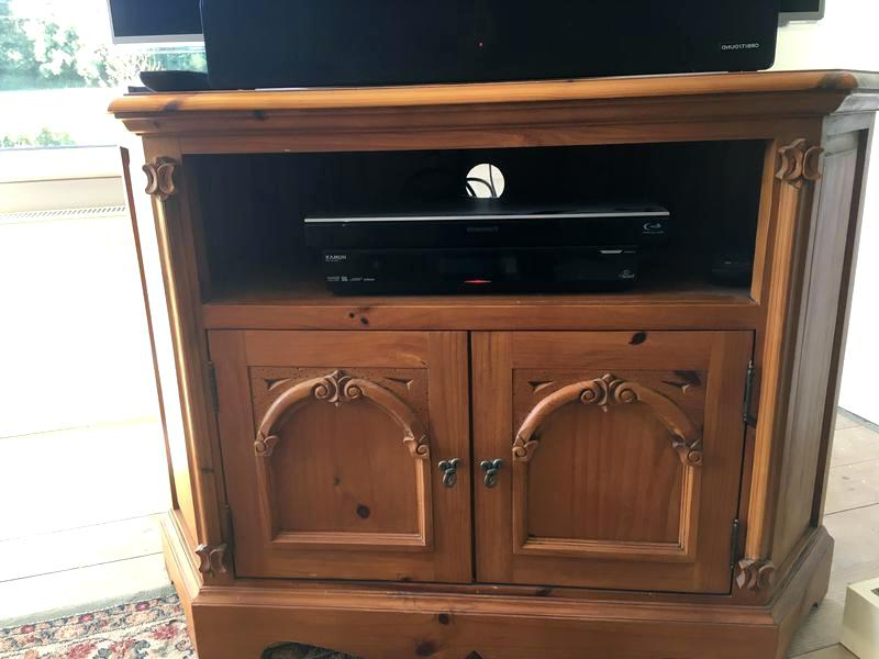 Current Pine Tv Cabinet Pine Cabinet In Pertaining To Solid Pine Tv Cabinets (View 5 of 20)