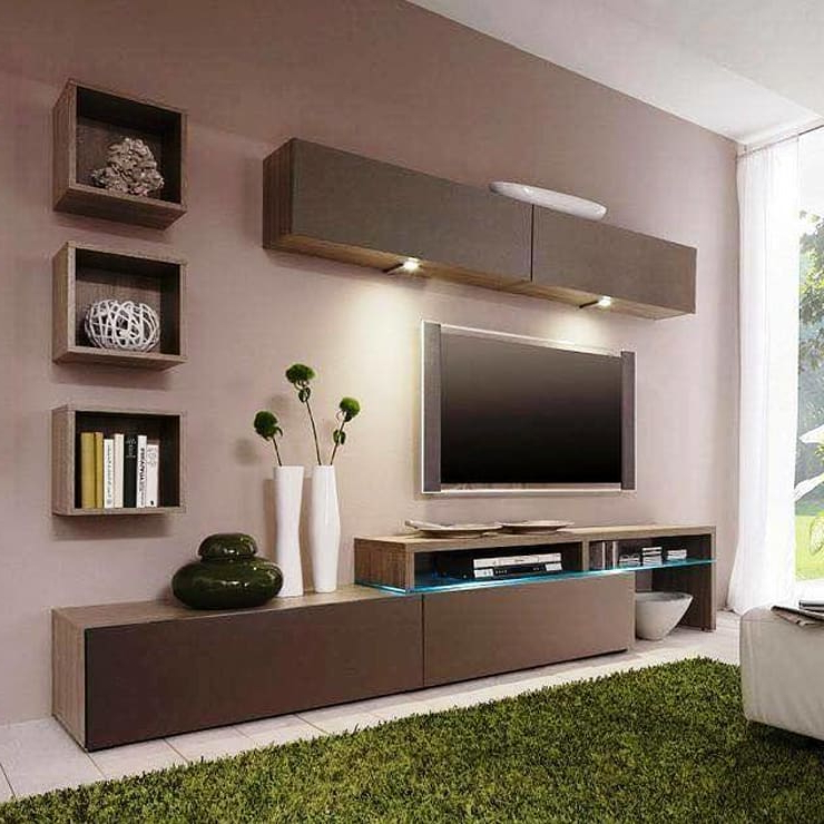 Current Tv Cabinets And Wall Units In 9 Modern Tv Units In Your Living Room (View 10 of 20)
