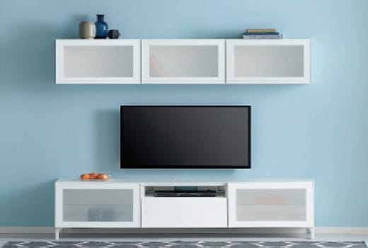 Current Tv Stands – Tv Cabinets – Ikea For Tv Cabinets With Glass Doors (View 5 of 20)