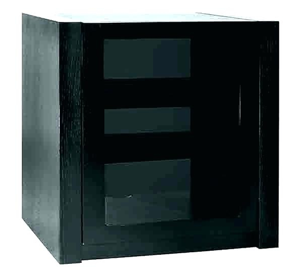 Decoration: Black Corner Tv Stand Regarding Most Popular Black Corner Tv Cabinets With Glass Doors (View 14 of 20)