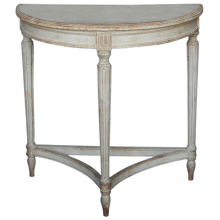 Demilune Console Table Stylish Design Narrow Tables Bathroom Regarding Well Known Clairemont Demilune Console Tables (Gallery 18 of 20)