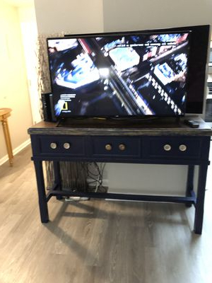 Denver Tv Stands Regarding Well Known New And Used Tv Stands For Sale In Denver, Co – Offerup (Gallery 15 of 20)