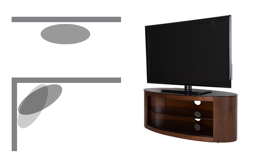 Dixon White 65 Inch Tv Stands With Famous Avf Burghley Fs1250 White Tv Stand (View 5 of 20)
