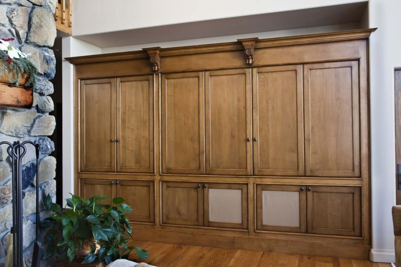 Door Ideas For Wide Screen Tv Cabinets Within Widely Used Widescreen Tv Cabinets (Gallery 19 of 20)