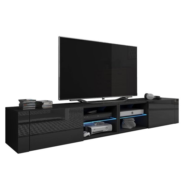 Double Tv Stands Pertaining To Popular Shoptagr (Gallery 17 of 20)