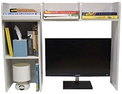 Ducar 74 Inch Tv Stands Intended For Famous Amazon: Casual Home Shelf Bookcase: Kitchen & Dining (Gallery 13 of 20)