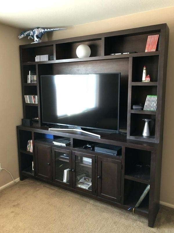 Ducar 84 Inch Tv Stands In Current Alder Grove 84 Tv Console Hutch For Sale In – Bitcoinfreeonline (Gallery 18 of 20)