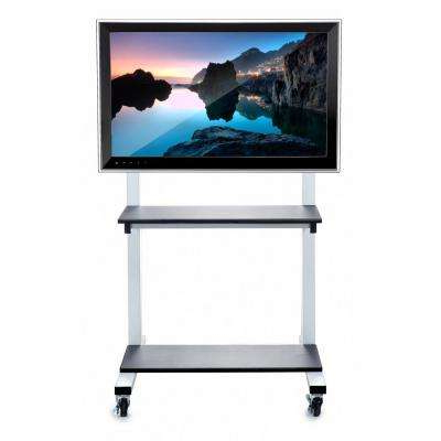 Easel Tv Stands For Flat Screens Pertaining To Preferred Tv Stand And Mount – Boards & Easels – Office Supplies – The Home Depot (Gallery 18 of 20)