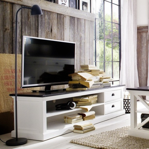 Ebay Inside Large White Tv Stands (Gallery 20 of 20)