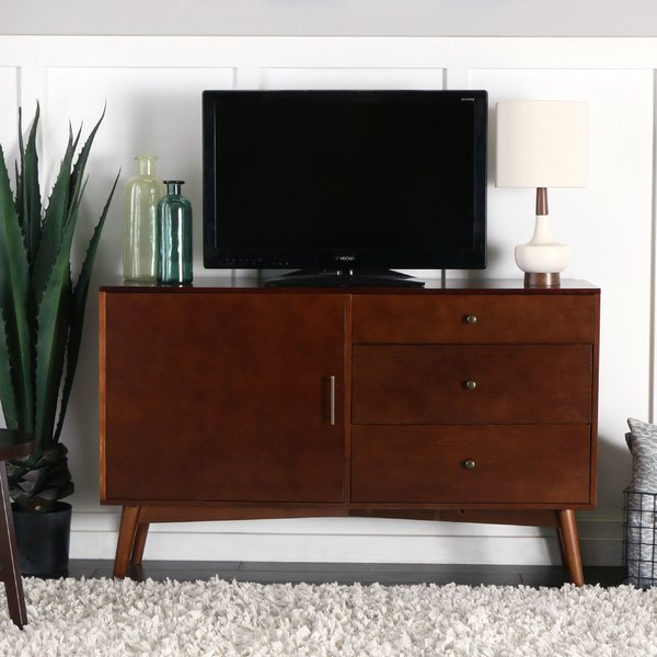 Edwin Grey 64 Inch Tv Stands Regarding 2017 Long Narrow Tv Stand (View 1 of 20)