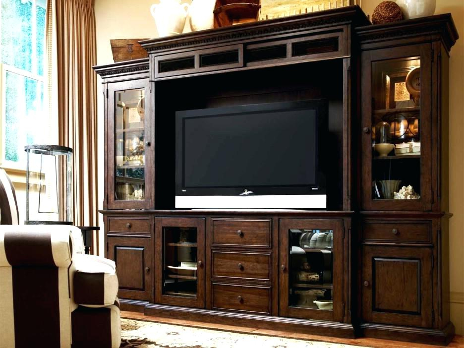 Enclosed Tv Cabinets For Flat Screens With Doors Inside Most Popular Enclosed Tv Cabinet Cabinet And Stand Ideas Enclosed Cabinets For (Gallery 6 of 20)