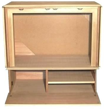 Enclosed Tv Cabinets For Flat Screens With Doors Within Latest Tv Cabinets With Doors For Flat Screens Glamorous Collection Cabinet (View 11 of 20)