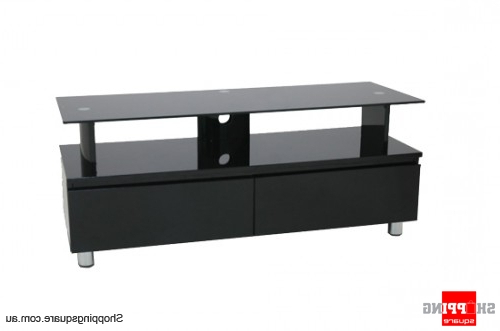 Entertainment Tv Unit Television Stand Cabinet 1200Mm Wide – Online Within Well Known Square Tv Stands (View 7 of 20)