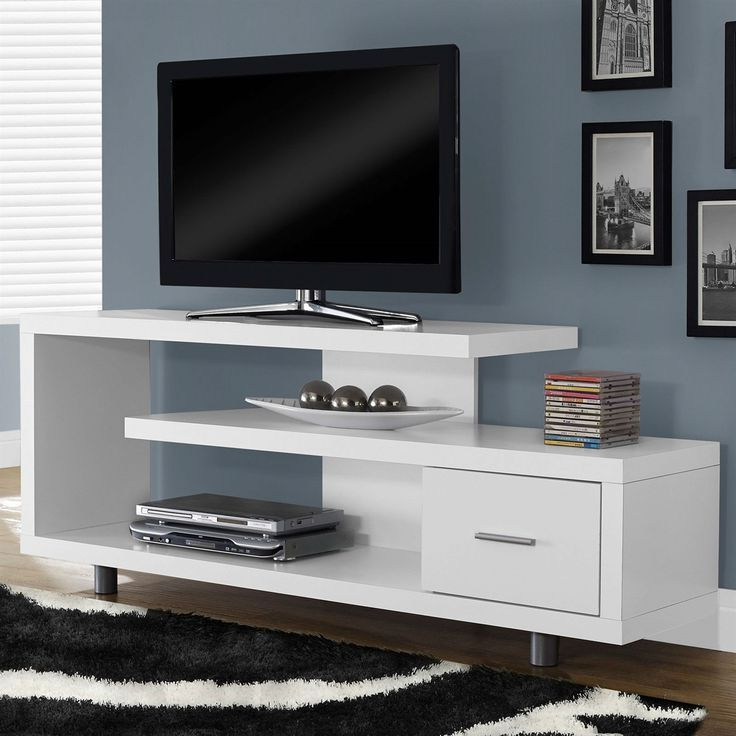Espacios Inside Popular Tv Stands For Small Spaces (View 7 of 20)