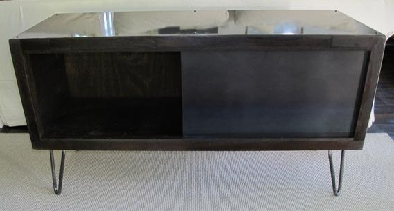 Etsy Intended For Most Popular Industrial Metal Tv Stands (View 16 of 20)