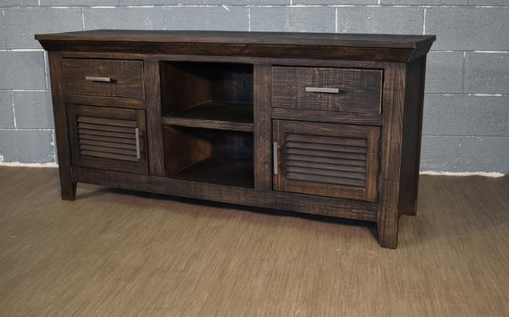 Etsy Regarding Famous Rustic 60 Inch Tv Stands (View 3 of 20)