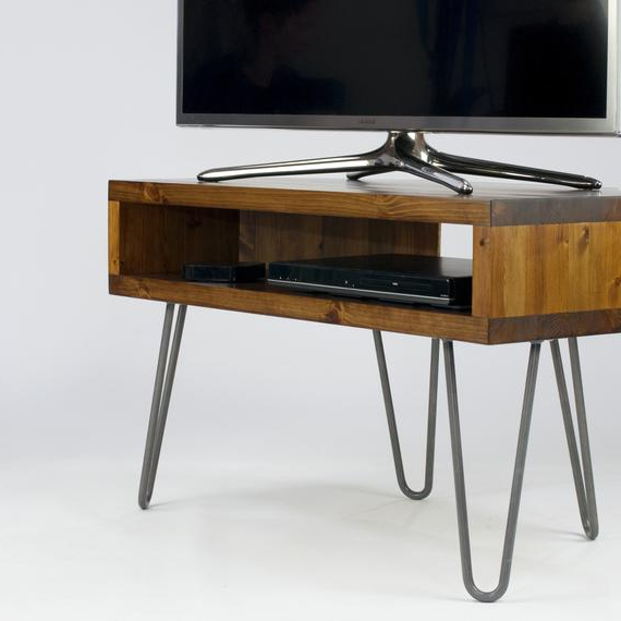 Etsy With Most Up To Date Retro Corner Tv Stands (Gallery 8 of 20)
