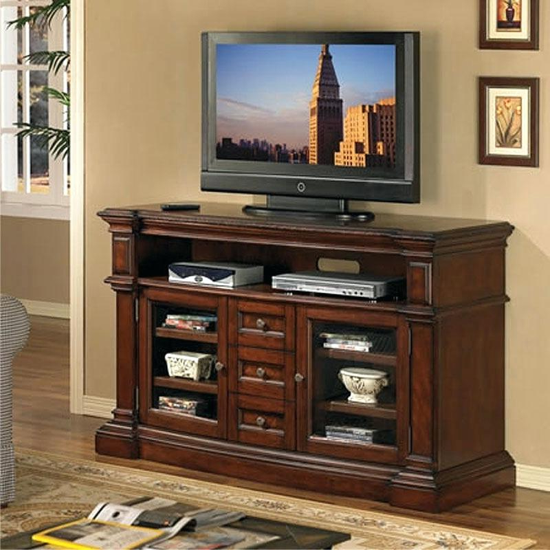 Excellent Big Screen Tv Stands Cabinets Tv Stands Tv Stand Cherry In Famous Cherry Wood Tv Cabinets (Gallery 1 of 20)