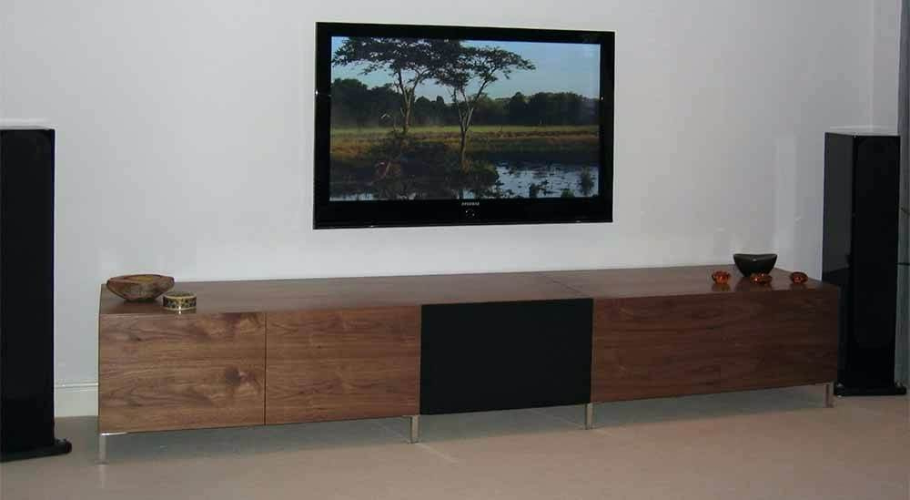 Extra Wide Tv Stand – Mayak Throughout Recent Long Low Tv Stands (Gallery 8 of 20)