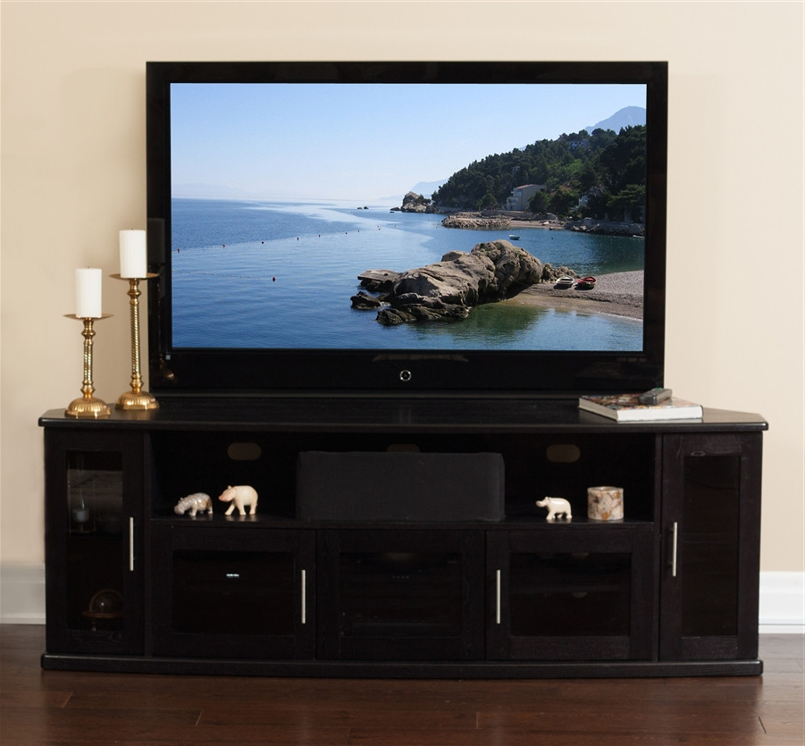 Famous Black Oak Tv Stand For Flat Screen — Home Decorcoppercreekgroup With Regard To Oak Tv Stands For Flat Screens (View 10 of 20)