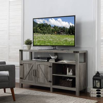 "Famous Dixon White 58 Inch Tv Stands In Mistana Whittier Tv Stand For Tvs Up To 60"" With Fireplace & Reviews (Gallery 10 of 20)"