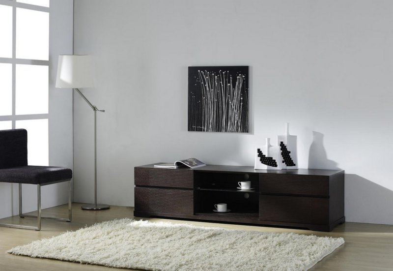 Famous Four Drawer Tv Stand With Soft Close Tracks And A Shelf Memphis In Tv Stands With Drawers And Shelves (View 7 of 20)
