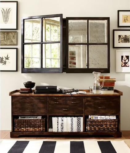 Famous Mirror Tv Cabinets With Regard To Mirror Cabinet Tv Covers (View 7 of 20)
