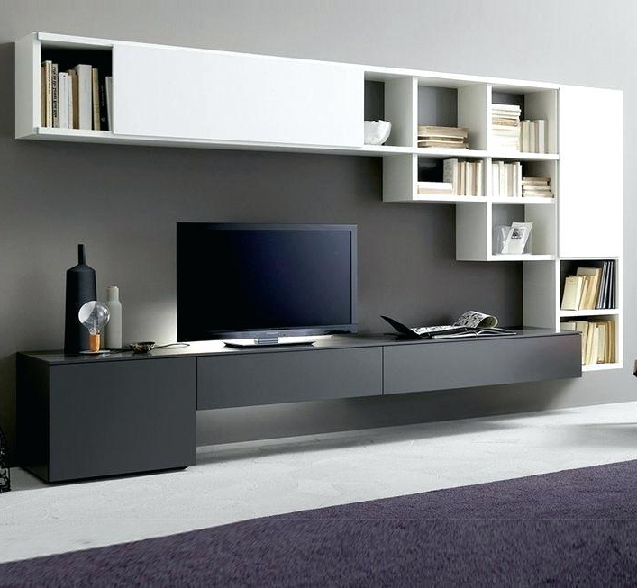 Famous Modern Design Tv Cabinets Regarding Wall Tv Cabinet Charming Ideas Modern Cabinet Design Best Ideas (View 17 of 20)