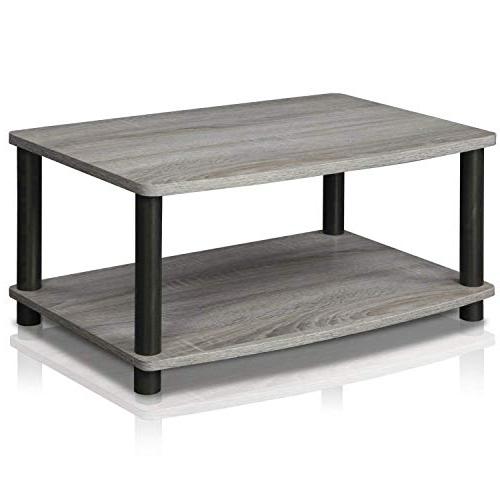 Famous Modern Low Tv Stands Regarding Amazon: Low Tv Stand Wood Decorative Floor Standing Display Tv (View 13 of 20)