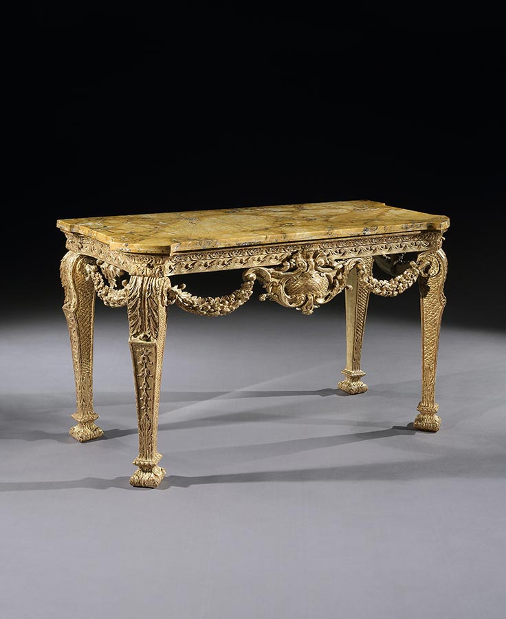 Famous Phillip Brass Console Tables With Antique Tables (View 1 of 20)