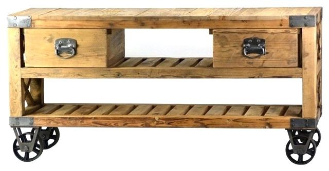 Famous Rustic Looking Tv Stands With Rustic Looking Tv Stands Industrial Look Stand Breathtaking (View 8 of 20)