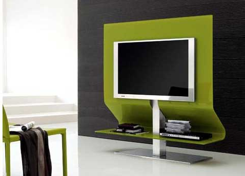 Famous Sleek Tv Stands Inside Sleek, Modern And Contemporary Plasma Tv Stands (View 8 of 20)