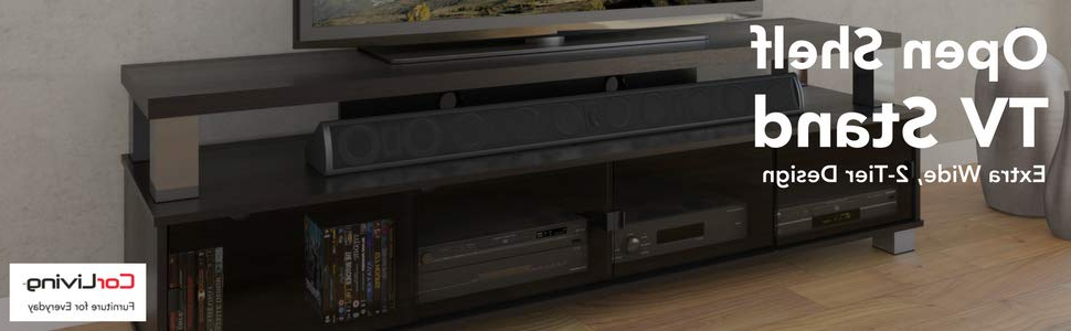 Famous Sonax B 003 Rbt Bromley Tv Stand, Ravenwood Black In Raven Grey Tv Stands (View 10 of 20)