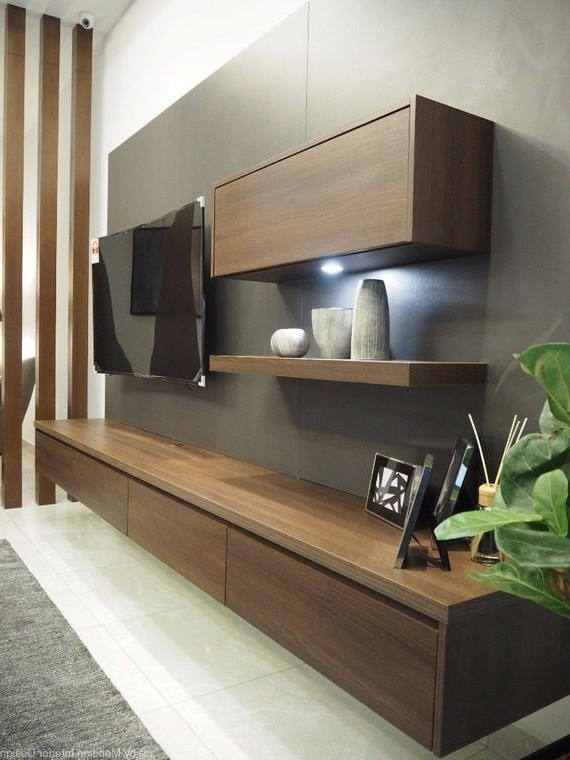 Famous Stylish Tv Cabinets For 15 Tv Cabinet Designs That Will Make Your Living Room Ultra Stylish (View 4 of 20)