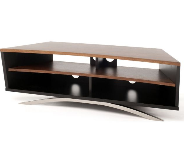 """Famous Techlink Prisma Pr130Sbw, Tv Stand For Up To 65"""", Satin Black & Real In Techlink Tv Stands Sale (View 19 of 20)"""