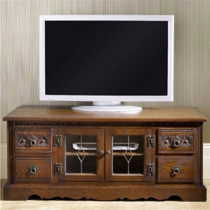 Famous Tv/hi Fi – Living Room – Roomes Furniture Regarding Traditional Tv Cabinets (View 13 of 20)