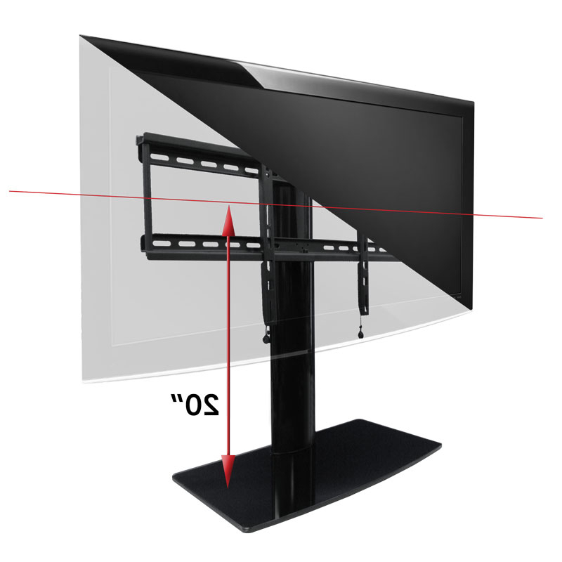 Famous Tv Stands Swivel Mount Inside Tv Stand With Mount (View 4 of 20)