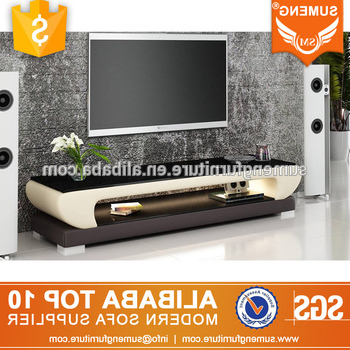 Fancy Tv Stands Pertaining To Trendy Japanese Style Fancy Design Furniture Tv Stand With Led Light – Buy (View 4 of 20)