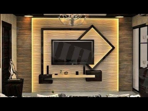 Fashionable Best 35 Modern Tv Cabinets Designs For Living Room Interior 2019 Pertaining To Modern Tv Cabinets Designs (View 3 of 20)