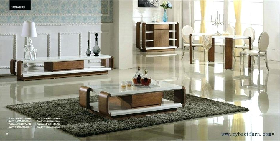Fashionable Coffee Table And Tv Unit Sets With Regard To Coffee Table And Tv Unit Set (View 11 of 20)