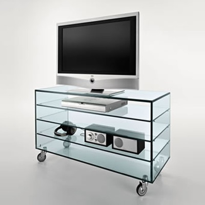 Fashionable Como Tv Stands Regarding Como Alto Glass Tv Stand – Robson Furniture (View 10 of 20)