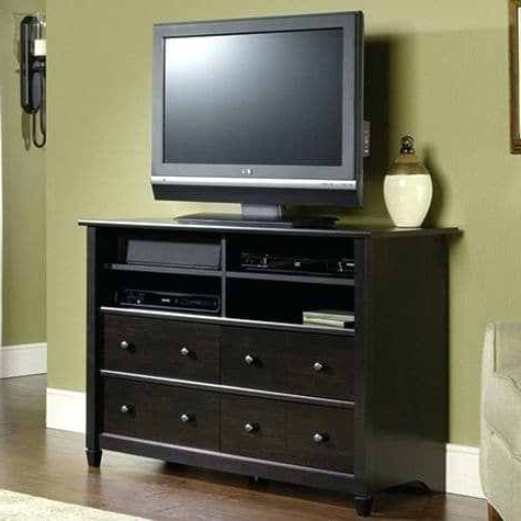 Fashionable Dixon White 58 Inch Tv Stands Pertaining To Found It At Wayfair Isabel Highboy Tv Stand With Electric High Boy (View 10 of 20)